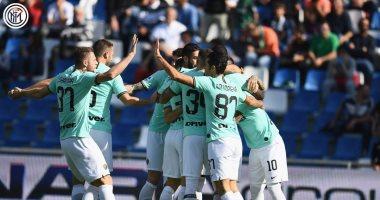 الإنتر يهزم ساسولو 4 – 3 فى الدوري الإيطالي.. فيديو