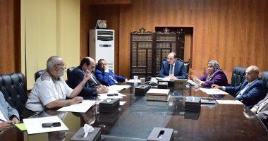 رئيس جامعة بنى سويف: توفير خدمات صحية مدعمة للطلاب الوافدين