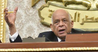 رئيس البرلمان: الانتهاء من قاعدة بيانات كاملة لمصر نهاية عام 2019