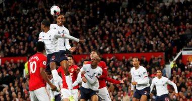 تعادل مثير بين مانشستر يونايتد وليفربول فى الدورى الإنجليزى