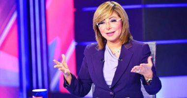 """كواليس الحلقة الأولى من برنامج لميس الحديدى """"القاهرة الآن"""".. صور"""
