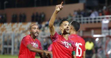 ملخص وأهداف مباراة المغرب ضد الجزائر