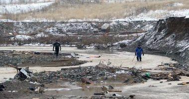 ارتفاع عدد المتضررين جراء حادث انهيار السد فى إقليم كراسنويارسك إلى 27 شخصا