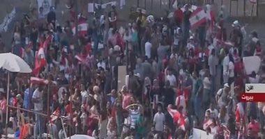 لبنان: استمرار تعليق عمل البنوك والدراسة غدا