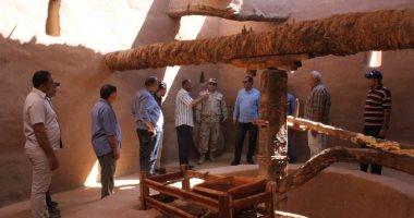 الآثار : المرحلة الأولى لترميم مدينة بلاط الأثرية تضم 500 منزلا
