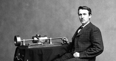 توماس إديسون  صاحب الـ 1093 اختراعا