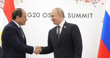 استئناف الطيران العارض بين مصر وروسيا على جدول مباحثات القمة