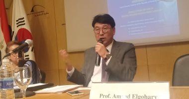 قنصل كوريا بالقاهرة: 4 من أبناء مصر حصلوا على نوبل.. وهذا دليل نجاح وتطور