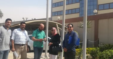 حملات مكثفة على مصانع العاشر من رمضان لمتابعة إجراءات السلامة والصحة المهنية