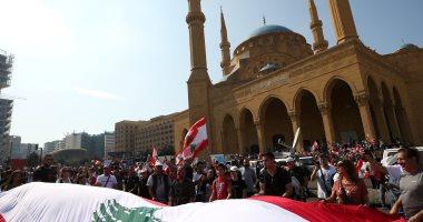 لبنان: تواجد أمنى مكثف ومنع دخول الدراجات النارية لمحيط ساحات التظاهر ببيروت