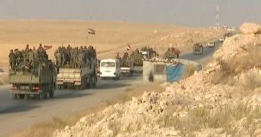 اشتباكات عنيفة بين الجيش السورى ومسلحين فى ريف حلب