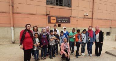 يوم فى حياة الملك بالمتحف المصرى بالتحرير.. جولة لتعريف الأطفال بحضارتهم