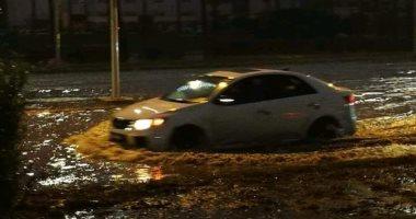 موجز المحافظات.. سقوط أمطار غزيرة على الشرقية والقليوبية