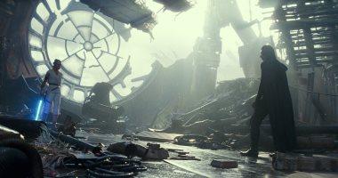 الاستعدادات النهائية لآخر أفلام سلسلة Star Wars الشهيرة .. فيديو