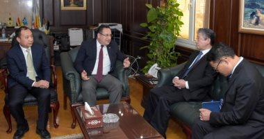 محافظة الاسكندرية تدرس انشاء مصنع سبائك الحديد والصلب باستثمارات 2.87 مليار دولار