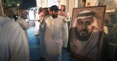 السعودية نيوز |                                              تركي آل الشيخ يمازح عمرو دياب على تويتر: كل سنة بيصغر في السن