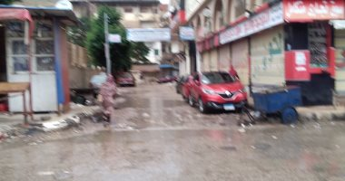 صور.. هطول أمطار رعدية بكفر الشيخ.. والمحافظ يعلن حالة الطوارئ