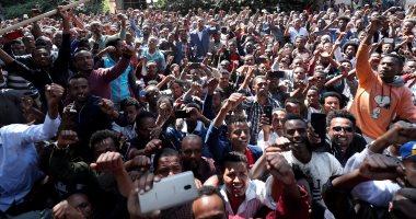 رويترز: اتساع دائرة الاحتجاجات فى إثيوبيا وهتافات ضد آبى أحمد