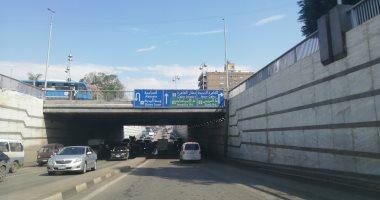 فيديو وصور.. إعادة فتح نفق العروبة بمصر الجديدة أمام حركة المرور بعد شفط مياه الأمطار
