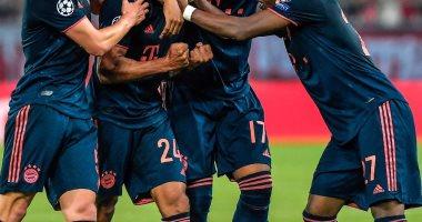 ملخص وأهداف مباراة أولمبياكوس ضد بايرن ميونخ في دوري أبطال أوروبا