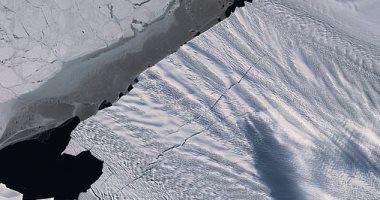 صور جديدة للأقمار الصناعية تكشف عن شقوق ضخمة فى جليد أنتاركتيكا