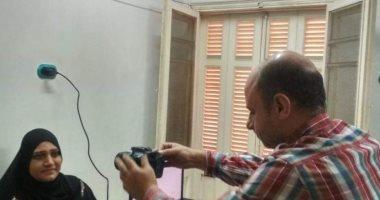 قومى المرأة بالشرقية: استخراج 75 بطاقة رقم قومى بالمجان بقرية النخاس