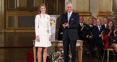 القصر الملكى فى بلجيكا يحتفل بعيد الأميرة إليزابيث دوقة برابانت