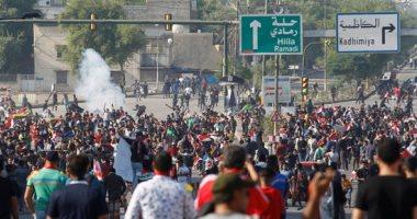 مصادر: استئناف العمليات فى ميناء ومصفاة نفطية بالعراق بعد رحيل محتجين