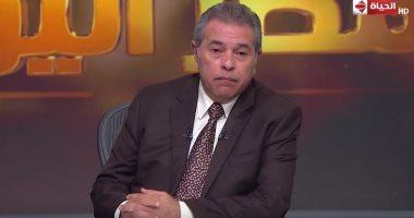 الليلة.. توفيق عكاشة يكشف دور الإخوان في القضاء على سباق الخيول العربية بمصر