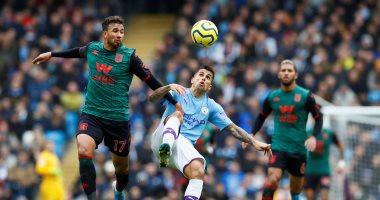 تريزيجيه أفضل لاعب فى استون فيلا ضد مانشستر سيتي
