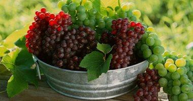 فوائد  العنب على صحة جسمك ومناعتك
