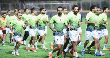 18 لاعبًا فى قائمة المقاصة استعدادًا لمباراة الجيش  -
