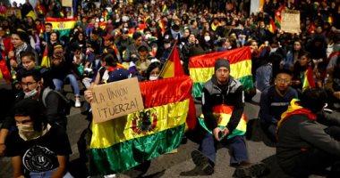 """رئيس بوليفيا يندد بـ""""انقلاب"""" إثر تمرد وحدات من الشرطة فى 3 مدن"""
