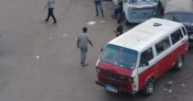 سائق يمزق جسد زميله للخلاف على أولوية التحميل ببنها