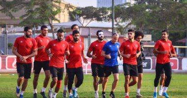 الأهلي يواصل استعداداته فى التتش ورسالة تحفيزية للاعبى المنتخب الأولمبى