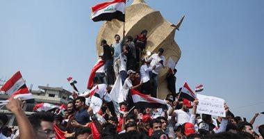 الجيش العراقى يحذر من انهيار جسر الجمهورية وسط بغداد