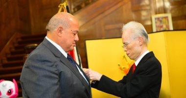 """السفير اليابانى لـ""""اليوم السابع"""": محمد رشوان ساهم فى نشر الجودو عالميا"""