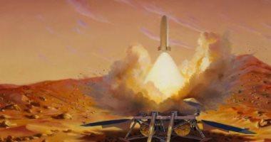 علماء الفلك يحصلون على أول قطعة من المريخ بحلول العقد المقبل