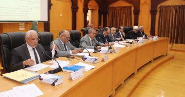 مجلس جامعة الأزهر يحدد 4 يوليو لبدء امتحانات الفرق النهائية -