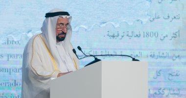"""""""سلطان القاسمى"""" يدعم دور النشر المشاركة بمعرض الشارقة بـ 4.5 مليون درهم"""