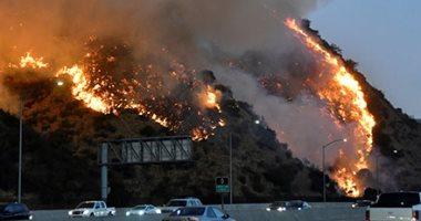 إخماد أخطر حريق غابات فى كاليفورنيا منذ بداية العام