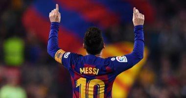 """برشلونة ضد سلتا فيجو.. البارسا يتقدم عن طريق ميسي بعد 23 دقيقة """"فيديو"""""""