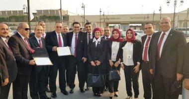 الشرقية تحصد أربعة جوائز بمسابقة التميز الحكومى