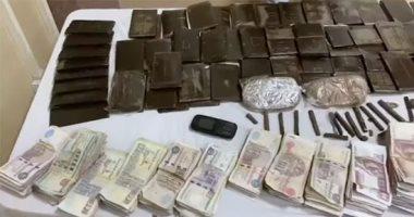 القبض على 16 عاطلا بتهمة الاتجار فى المخدرات بالخصوص والخانكة -