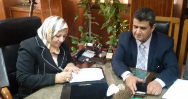 توقيع عقد بين نقل الكهرباء وانرجيا لتطوير شبكات النقل بمحافظات مصر