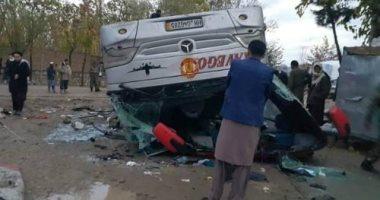 13 قتيلا و95 جريحا جراء انفجار سيارة مفخخة فى أفغانستان