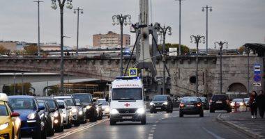 اختراع روسى لتجنب حوادث السير فى حالة تعرض السائق لمشكلة صحية