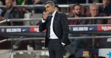 فالفيردى مُهدد بالإقالة من تدريب برشلونة