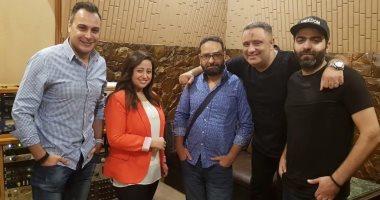 """ريهام عبد الحكيم تتعاون مع عصام حسنى فى أغنية بعنوان """"شكله طيب"""""""