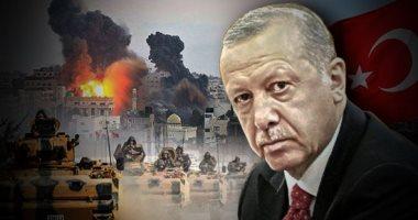 أردوغان الطاغية: لن ننسحب من سوريا إلا بعد خروج الدول الأخرى